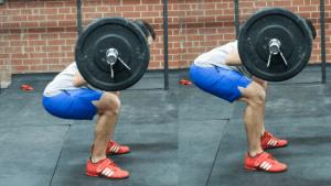 good morning squat